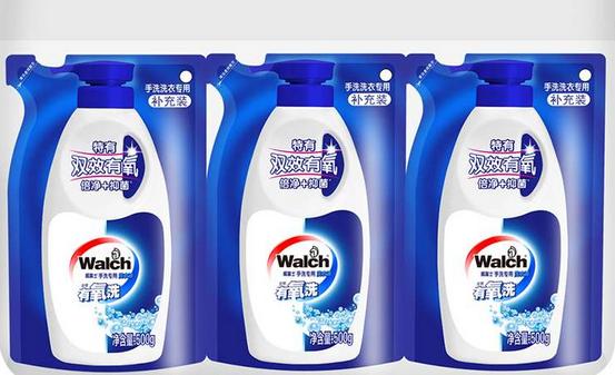威露士(walch) 手洗洗衣液三袋装 500g*3