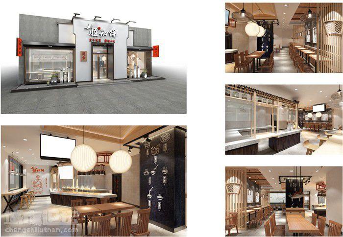 餐饮设计公司_浙江餐饮设计,从网红店里能学到哪些套路?图片